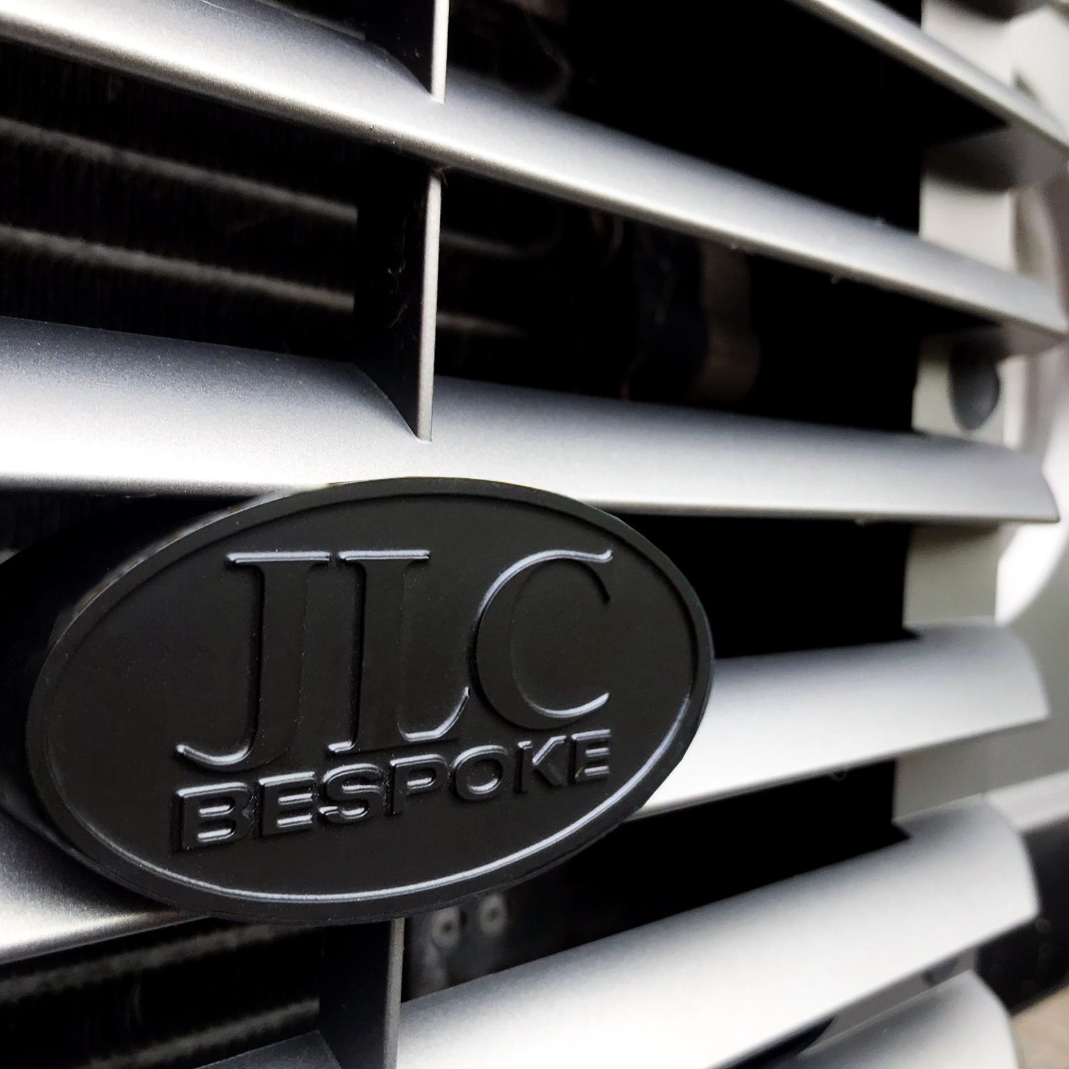 JLC Bespoke Car Badge
