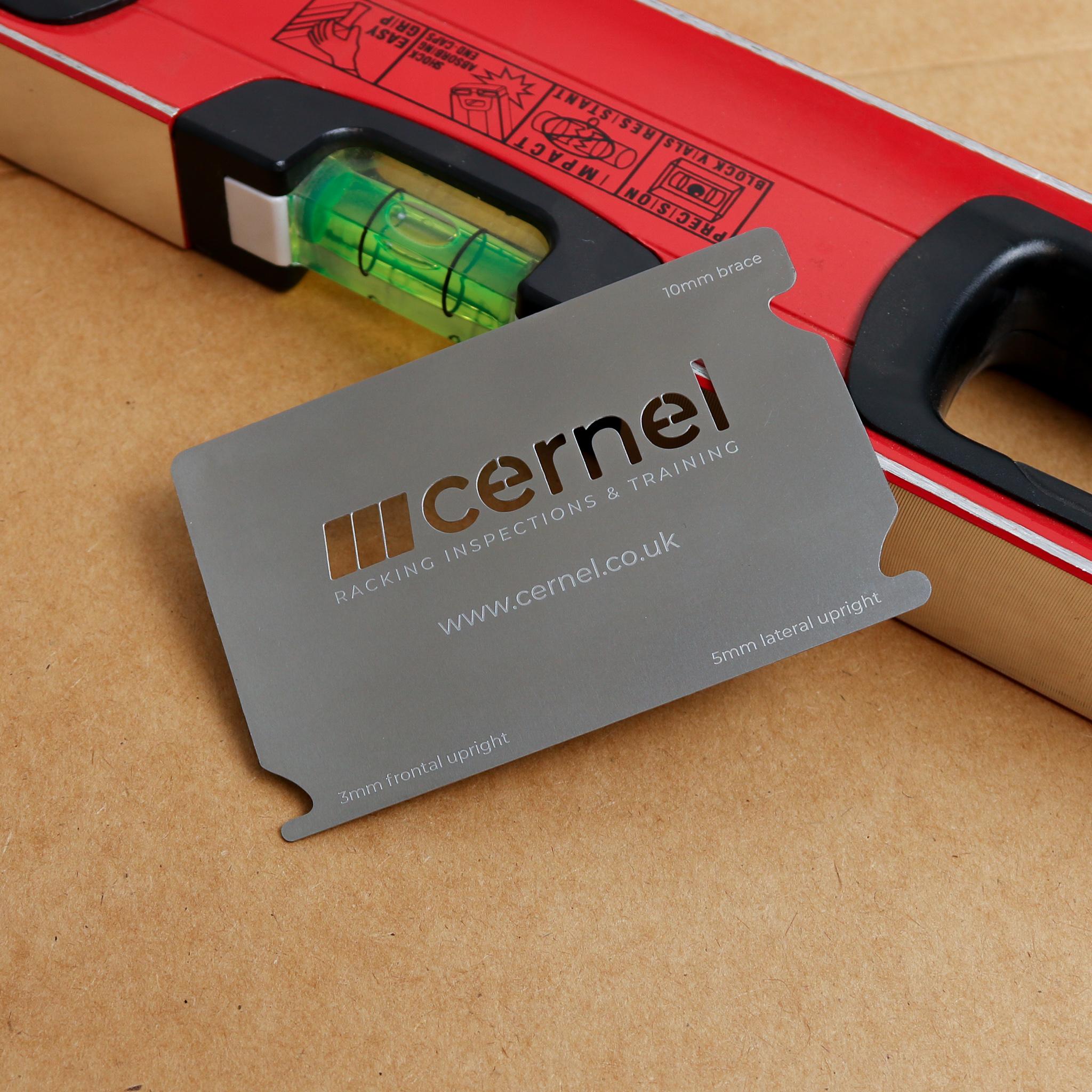 Cernel Bespoke Metal Card